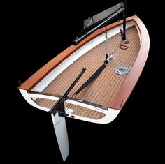 Master Boat Builder with 31 Years of Experience Finally Releases Archive Of 518 Illustrated, Step-By-Step Boat Plans Yacht Design, Boat Design, Wooden Sailboat, Sailboat Plans, Wooden Speed Boats, Wood Boats, Canoa Kayak, Sailing Dinghy, Small Sailboats