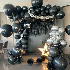 Party Rock, Chandelier, Ceiling Lights, Wreaths, Halloween, Home Decor, Men, Candelabra, Decoration Home