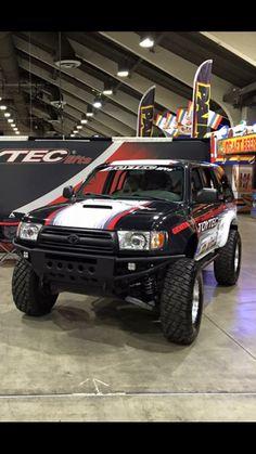 Baja fenders on a 2000 Toyota 4runner, Toyota 4x4, Toyota Trucks, Toyota Tundra, Overland 4runner, Toyota Runner, 3rd Gen 4runner, Tacoma Parts, Nissan Xterra