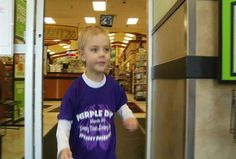 Purple Day Aims to Shine on Epilepsy