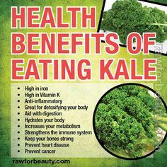 Is kale healthy