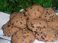 receitinhas da belinha gulosa: Bolachas de chocolate no microondas receita tradic...