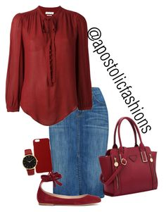 Designer Clothes, Shoes & Bags for Women Cute Fashion, Modest Fashion, Look Fashion, Fashion Outfits, Womens Fashion, Fashion News, High Fashion, Modest Dresses, Modest Outfits