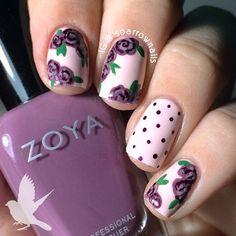 Instagram media by sparrownails #nail #nails #nailart