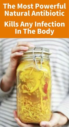 How To Make Master Tonic - Most Powerful Natural Antibiotic. This remedy can cure almost anything. Try out this recipe!
