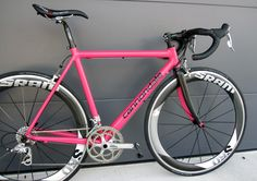 Pink Cannondale (my first road bike) - Page 2 - London Fixed-gear and Single-speed