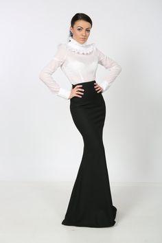 Cezara Skirt by LauraGalic on Etsy https://www.etsy.com/listing/114114289/cezara-skirt