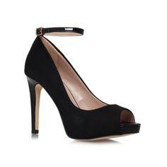 anika, black shoe by miss kg - brands miss kg