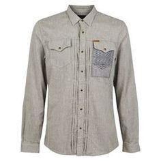 Firetrap Blackseal Wimsley Shirt - Firetrap