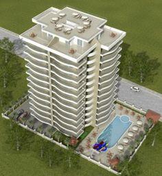 Sahibinden satılık Residence Mahmutlar 54.000 Euro