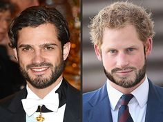 Prince Carl Philip of Sweden's Beard, Prince Carl Philip and Sofia Hellqvist : People.com