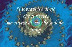 si sopravvive di ciò che... Carl Gustav Jung. #sisopravvive #survives