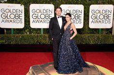 Pin for Later: Ces Couples de Célébrités Étaient Superbes Lors des Golden Globe Awards Channing Tatum et Jenna Dewan Tatum