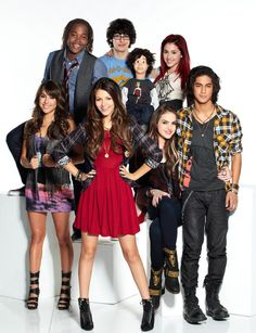 Cat is my favorite character on Victorious.