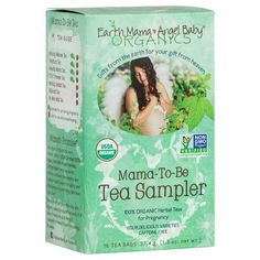 A selection of organic herbal teas from Earth Mama Angel Baby for morning queazies, heartburn, relaxation and birth preparation. Organic Herbal Tea, Herbal Teas, Baby Tea, Treatment For Heartburn, Heartburn During Pregnancy, Christmas Crafts For Toddlers, Allergy Remedies, Diarrhea Remedies, Earth Mama