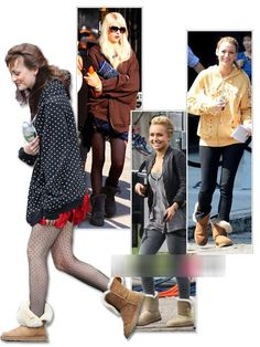 discount uggs,cheap uggs, ugg outlet, Snow ugg boots outlet for Christmas gift,Press picture link get it immediately! not long time for cheapest Fashion Days, New York Fashion, Fashion Boots, Love Fashion, Fashion Outfits, Womens Fashion, Fashion Design, Ugg Boots Cheap, Uggs For Cheap