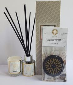 be1c8debfdd3 Rose   Oud  Home Scenting  Gift Set The perfect gift combination for any  home