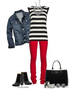 """""""Urban Chic"""" by archimedes16 on Polyvore"""