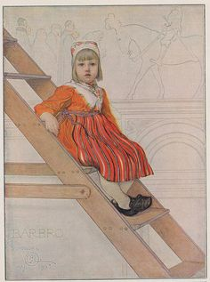 Carl Larsson, Barbro 1903