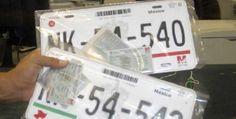 Con la aprobación de la Ley de Ingresos del Estado para 2016, se tendrá que pagar el próximo año un costo de 1 mil 477 pesos por las láminas, más ...