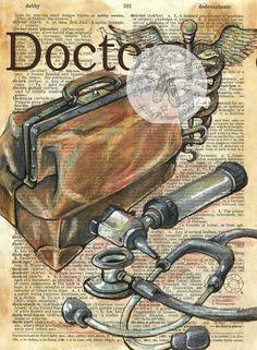flying shoes art studio: DOCTOR