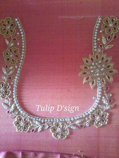 Pattu Saree Blouse Designs, Blouse Designs Silk, Bridal Blouse Designs, Blouse Patterns, Hand Work Embroidery, Embroidery Suits, Peacock Embroidery Designs, Hand Work Blouse Design, Maggam Work Designs