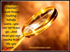 A post about uncovering those #limitingbeliefs...so that you can let them go...