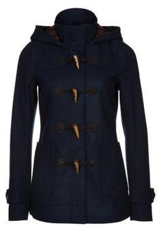 Dieser Wollmantel fasziniert im britischen, maritimen College-Stil. ONLY NEW JESSIE - Wollmantel / klassischer Mantel - dunkelblau für 69,95 € (02.11.14) versandkostenfrei bei Zalando bestellen.
