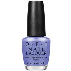 Show Us Your Tips! from the OPI New Orleans Collection Let's see how this periwinkle shimmer looks on you. Whether you are moved by its diverse culture, its delicious food, its lively music, or its en