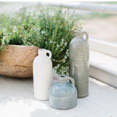 Ceramic Jug Vase Set
