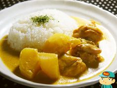 シンガポールカレーの画像 Mashed Potatoes, Curry, Meat, Chicken, Ethnic Recipes, Food, Whipped Potatoes, Smash Potatoes, Kalay