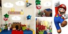 Wooloo | Une fête de Mario Bros et 2 projets brico