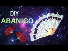 DIY: abanico facil y bonito - YouTube