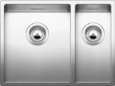 All current BLANCO sink ranges at a glance