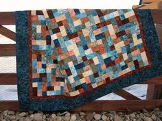 Amish Log Cabins And Amish Quilts On Pinterest