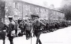 4 RWF Park St, Ruabon 05.08.14 British Armed Forces, World War One, North Wales, Military History, Fathers, Army, World War I, Dads, Gi Joe