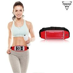Forbidden Road Touch Screen Running Belt 8 Colors Waterproof Fanny Pack Running Gear Running Waist Pack with Clear Touchscreen For Man  Woman For Iphone 67  Iphone 67 Plus and All Samsung Phone * Click on the image for additional details. (This is an affiliate link) #RunningAccessories #runningmengears