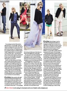 Natalie Hartley wears...: The Chanel Black Jacket.....