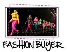 Fashion buyer career