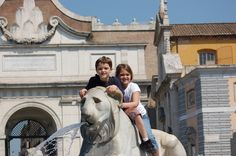 How to visit Rome with kids on italylogue.com. Great suggestions from Nancy of Ciao Bambino.