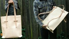 Tote bag to backpack