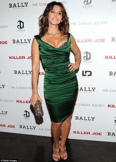 Gina Gershon - how can anyone look this good at 50?!