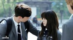 Who Are You: School 2015 High School Love Story, Who Are You School 2015, Joon Hyuk, Kim Sohyun, Drama School, Drama Korea, Korean Artist, School Uniform, Actors