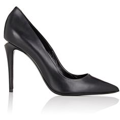 3f7dc94a58b We Adore  The Tia Leather Pumps from Alexander Wang at Barneys New York  Black High