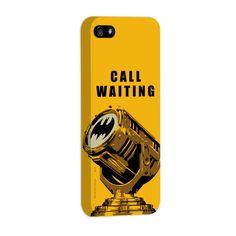 Capa de iPhone 5 Batman - Chamada em Espera