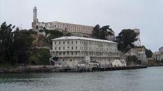 A view of Alcatraz Island.  Took the tour February 2012.  Spooky!