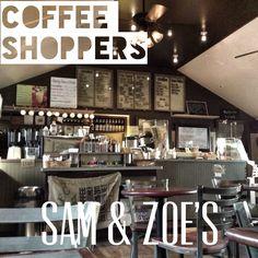 Sam & Zoe's Nashville Coffee Shop Review