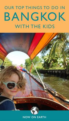 Bangkok is a great place to explore with children! Here are a few ideas for taking on Bangkok with kids in tow… Thailand Travel Tips, Bangkok Travel, Family Holiday Destinations, Travel Destinations, Family Adventure, Adventure Travel, Adventure Awaits, Travel With Kids, Family Travel
