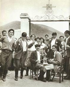 A festival in the village of Agios Giorgos
