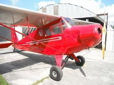 1940 Porterfield LP-65 for sale in the United States => http://www.airplanemart.com/aircraft-for-sale/Single-Engine-Piston/1940-Porterfield-LP-65/7532/